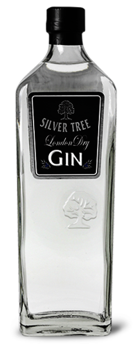 Silver Tree London Dry Gin